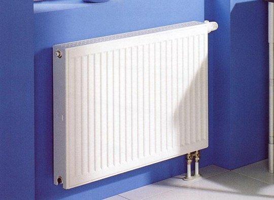 Радиатор керми ftv