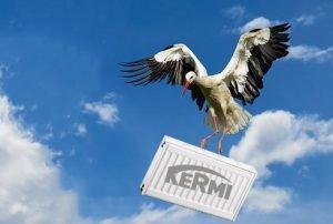 Радиаторы Керми (Kermi) в странах СНГ
