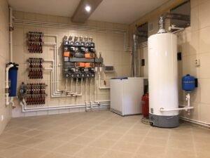 Радиаторы Керми (Kermi) и автоматика котельных.