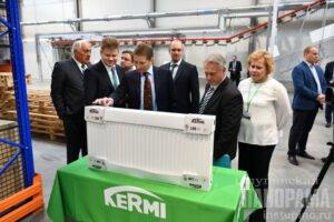 Радиаторы Керми (Kermi) - выше конкуренции.